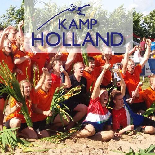 bericht Kamp Holland